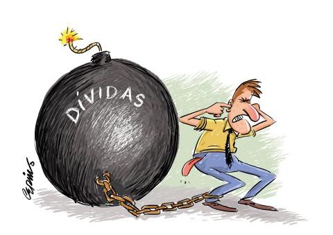 dívida trabalhista
